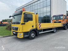 MAN TGL 8.220 truck used flatbed