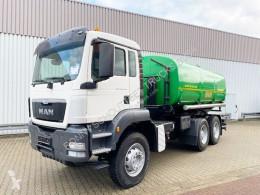 Камион MAN TGS 40.400 6x4 BB 40.400 6x4 BB mit 20.000l Tank цистерна втора употреба