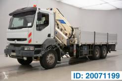 Camion platformă Renault Kerax 400