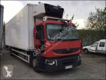 Renault Premium 310.19 truck damaged multi temperature refrigerated