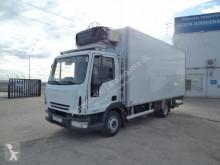 Camión Iveco Eurocargo ML 100E17 frigorífico mono temperatura usado