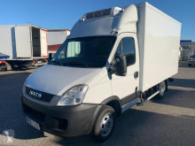 Iveco Daily 35C15 truck used mono temperature refrigerated
