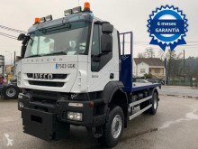 Used tipper truck Iveco Trakker 190 T 36 W