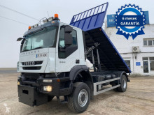 Camion Iveco Trakker AD 190 T 36 W benne occasion