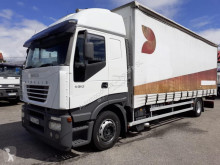 Camion savoyarde Iveco Stralis AS 440 S 43 TP