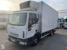 Iveco Eurocargo 100E17 truck used mono temperature refrigerated