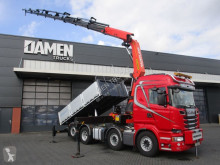Camion Scania R 620 plateau occasion