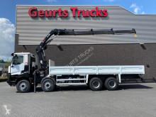 Camion noua Renault K 460 OPEN BOX + HIAB 288 EP-3 HIDUO KRAAN/KRAN/CRANE/GRUA