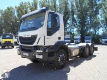 Iveco Trakker 450 truck used chassis