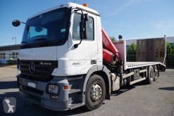 Camion porte engins occasion Mercedes Actros 2532 NL