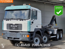 Camion MAN 41.464 Manual Intarder polybenne occasion