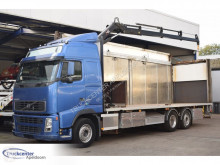 Camion plateau Volvo FH 400
