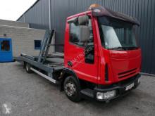 Camion pentru transport autovehicule second-hand Iveco Eurocargo