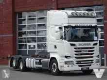 Camión Scania R 580 chasis usado