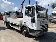 Camión caja abierta Iveco Tector 75E17