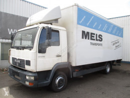 Camion fourgon MAN LE 8.180