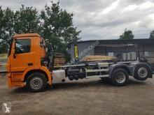 Камион мултилифт с кука Mercedes Actros 2551