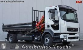 Camion Volvo FL 240 benne occasion