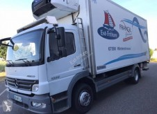 Mercedes multi temperature refrigerated truck Atego 1322
