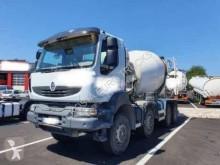 Camion Renault Kerax 380 béton toupie / Malaxeur occasion