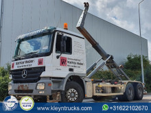 Mercedes Actros 2641 truck used hook lift
