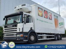 Used mono temperature refrigerated truck Scania P