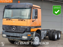 Camion châssis occasion Mercedes Actros 2640