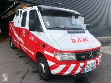 Mercedes Sprinter 412 D truck used tow