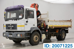 Camion MAN 19.343 bi-benne occasion