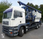 Камион цистерна за превоз на храни MAN TGA 26.350 Mahl und Mischtechnik Tierfutter