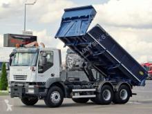 Camión volquete usado Iveco TRAKKER 360 / 6x4 / BORTMATIC / MEILLER KIPPER