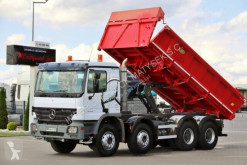 Camion benne Mercedes ACTROS 4144 / 8X4/BORTMATIC / MEILLER KIPPER