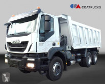 Camion Iveco Trakker AD 380 T 38 benne neuf