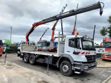 Mercedes Axor 2633 truck used flatbed