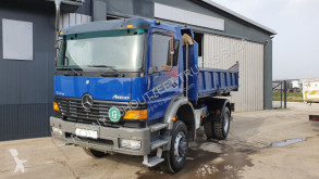 Camion tri-benne occasion Mercedes Atego 1823 4x4