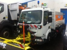 Renault Midlum 180.12 truck used two-way side tipper