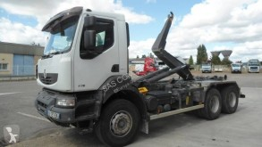Camion polybenne Renault Kerax 410