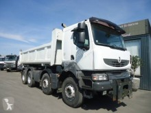 Renault Kerax 450 DXi truck used two-way side tipper