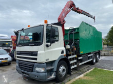 DAF CF85 truck used tipper