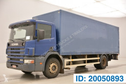Camion fourgon Scania 94D220