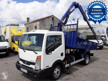 Camion Nissan Cabstar benne occasion