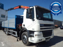 Camion DAF CF 85.380 plateau standard occasion
