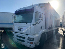 Camion MAN TGA 460 XXL frigo mono température occasion