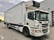 Scania P 280 DB truck used multi temperature refrigerated