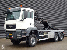 Camion portacontainers MAN TGS 26.480