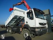 Camion Renault Kerax 410 DXI bi-benne occasion