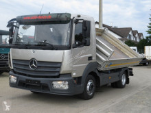 Camion Mercedes Atego benne occasion