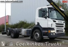 Camion Scania P 360 sasiu second-hand