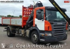 Camion tri-benne Scania P 230