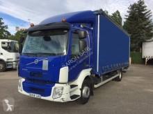 Used tautliner truck Volvo FL 250